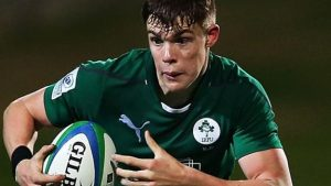 Three uncapped players in Ireland starting team to face Canada