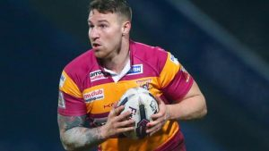 Jamie Ellis: Hull KR sign Huddersfield Giants half-back as five leave