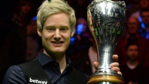 UK Snooker Championship: How to watch on the BBC