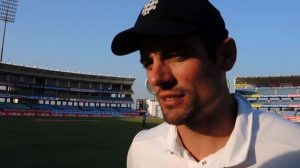 India v England: Alastair Cook praises 'brilliant' bowling display