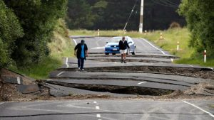 First Test set to go ahead after NZ earthquake