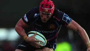 Tom Johnson: Exeter forward finding it 'tough' after losing place in Premiership side