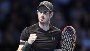 ATP World Tour Finals 2016: Andy Murray beats Marin Cilic in London
