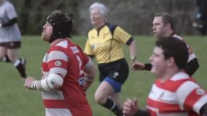 Get Inspired: Kath Pritchard on life as a rugby referee