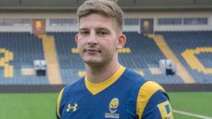 Auguy Slowik: Worcester Warriors sign Bristol full-back for rest of season