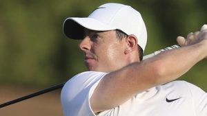 DP World Tour Championship: Rory McIlroy struggles, Lee Westwood leads