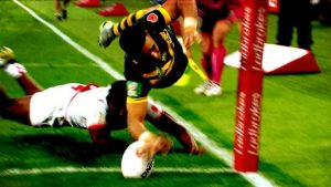 Four Nations 2016: Best tries including New Zealand 'magic'