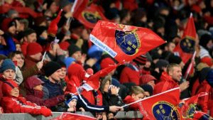 Munster: European clash with Racing 92 rescheduled for January