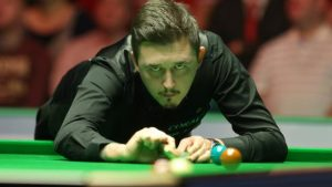 Northern Ireland Open: Wilson and Hawkins make Belfast semis