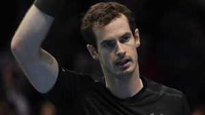 Andy Murray beats Stan Wawrinka to reach the ATP World Tour Finals last four