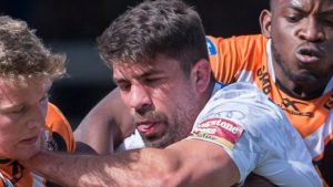 Mickael Simon: Catalans Dragons re-sign France international prop from Wakefield Trinity