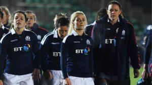 Scotland women suffer World Cup blow