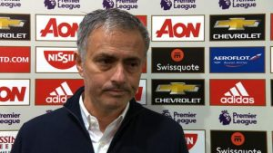 Manchester United 1-1 Arsenal: Mourinho – Draw feels like a defeat