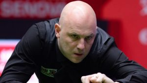 Northern Ireland Open: Mark King beats Kyren Wilson to earn place in final