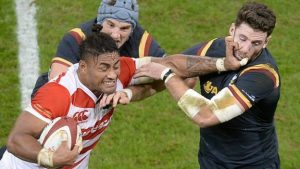 Autumn international: Japan deserved to beat Wales, says Rob Howley