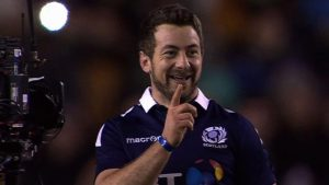Scotland 19-16 Argentina highlights: Laidlaw wins with final kick of match