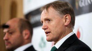 Joe Schmidt: Ireland coach quiet on All Blacks physicality after Dublin defeat
