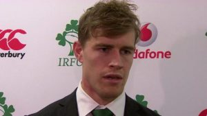 Trimble 'very disappointed' by Ireland loss to New Zealand
