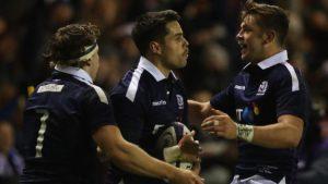 Autumn internationals: 'X-factor' backs give Scots belief, says Sean Maitland