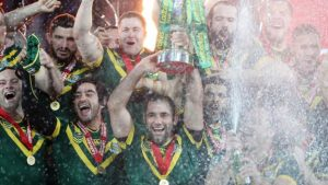 Australia overpower NZ to win Four Nations