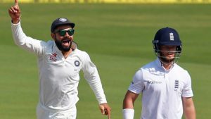 India v England: Michael Vaughan blames batting collapse on 'little disease'