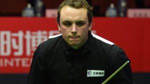 UK Championship: Sam Baird was 'desperate' to reach round two