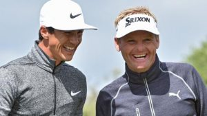 World Cup of Golf: Denmark take four-shot World Cup lead as England fade