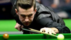 UK Championship 2016: Champion Mark Selby beats world number 68 Daniel Wells