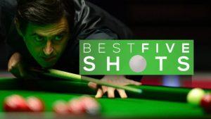 UK Championship 2016: Ronnie O'Sullivan beats Rhys Clark 6-0