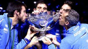 Davis Cup: Argentina beat Croatia after Juan Martin del Potro & Federico Delbonis win