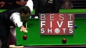 UK Championship 2016: Ronnie O'Sullivan beats Michael Georgiou 6-1