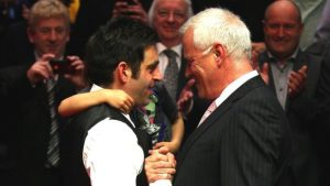 Ronnie O'Sullivan is wrong to call snooker a car boot sale, says Barry Hearn