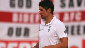 India v England: Captain Alastair Cook says tourists need a break after Mohali defeat