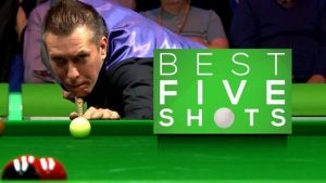 UK Championship 2016: Dominic Dale hits great shots in defeat to Shaun Murphy