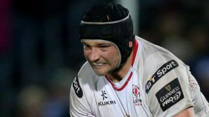 Ulster's Ireland lock Tuohy set for Bristol move