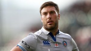 Matt Banahan: Bath wing out for three months with knee injury