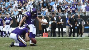 Vikings release embattled kicker Blair Walsh, fans respond in savage fashion
