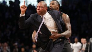 Doc Rivers ejected, rips Clippers for angering basketball gods in Nets loss
