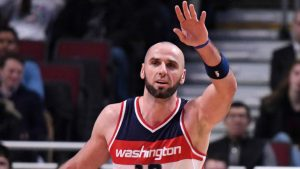 Wizards' Marcin Gortat: 'We've got one of the worst benches in the league'