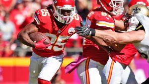 Chiefs reportedly placing Jamaal Charles on injured reserve