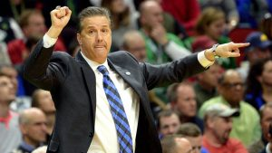 WATCH: John Calipari cracks up while taking questions from kid reporter