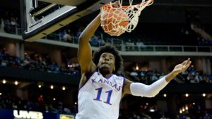 What we've seen so far from Kansas' Josh Jackson, the potential No. 1 NBA pick