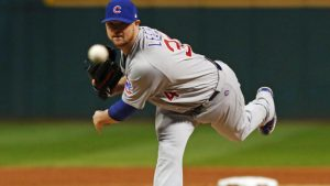 World Series Game 7: Cubs+ACYAIw-039+ADs Jon Lester is available in relief, but there+ACYAIw-039+ADs-s a catch