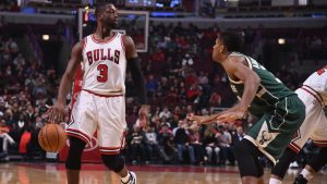 Bulls to rest Wade on Sunday against Lakers