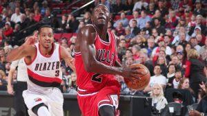 Undermanned Bulls earn best win of the season over Blazers