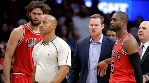 Bulls miffed at late technicals in loss to Clippers