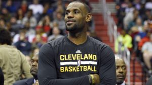 Cavs to rest LeBron in 2nd game of back-to-back