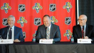 Panthers look to move on from firing of Gallant