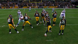 Cowboys vs. Steelers highlights, score: Big Ben channels Marino on fake spike TD