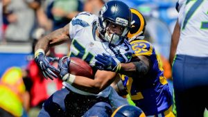 Thomas Rawls will return to Seahawks practice with intent to play in Week 11
